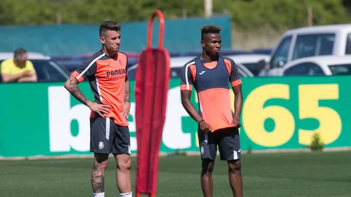 El Villarreal hace oficial la cesión de Raba al Huesca