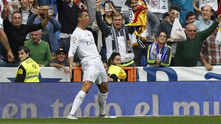 Cristiano Ronaldo yayi bayanin asalin murnar cin kwallonshi