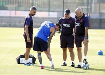 Messi injury means Barça won't receive full appearance fee