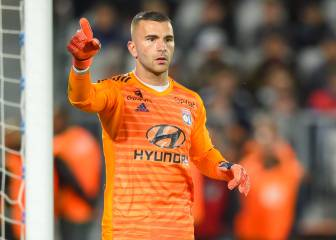 Anthony Lopes, objetivo del PSG