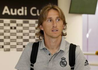 Modric going nowhere this summer