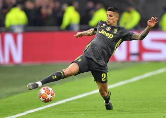 Cancelo, de la Juve al City: