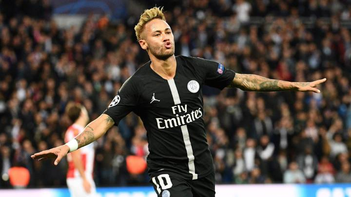 pretty nice 02d42 9d8bf How would Neymar fit into the team at Real Madrid? weighing ...