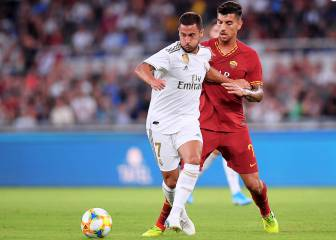 Roma compound Real Madrid's miserable pre-season
