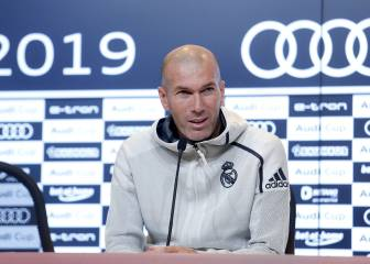 Real Madrid out to limit Zidane media duties - for now at least