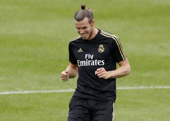 Zidane brings Bale back into the fold