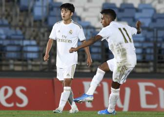 Kubo, Rodrygo find themselves in limbo under Zidane