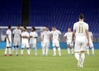 Real Madrid languish at bottom of LaLiga 'pre-season table'