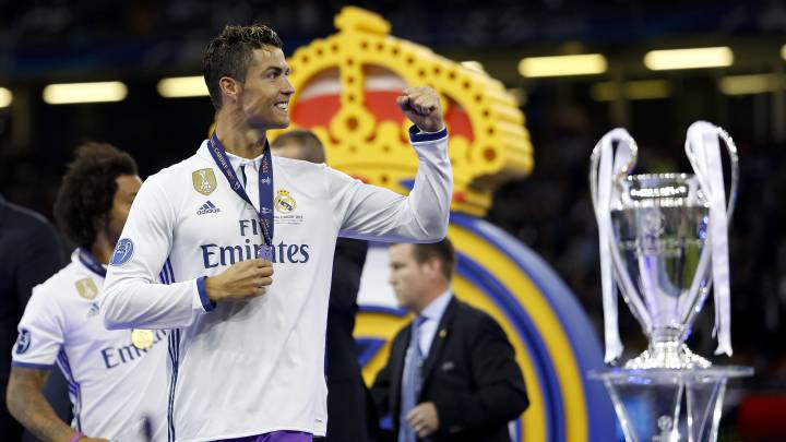 Champions League Cristiano Ronaldo On Messi Ucl Wins With Two Clubs Set Me Apart As Com