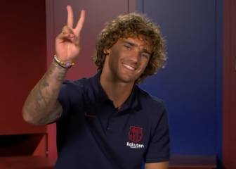 Griezmann reveals idol, favourite Barça legend in rapid-fire Q&A session