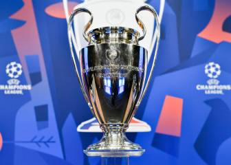 Champions League group stage draw: final places at stake