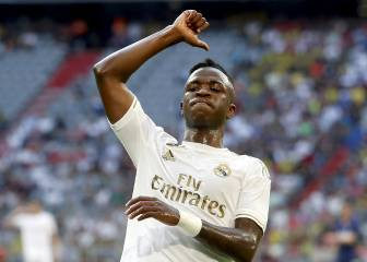 PSG ask Real Madrid for Vinicius as part of Neymar deal
