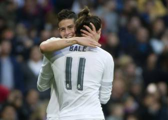 Bale and James: is it now time for Zidane to reconsider?
