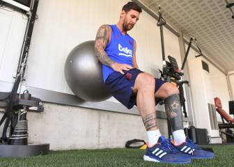 Messi out of LaLiga opener