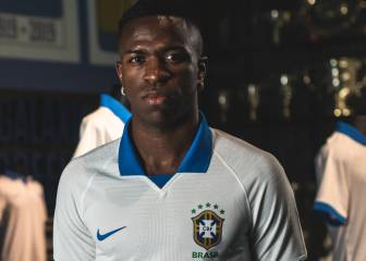 Vinicius set for Brazil call up
