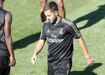Injury rules Eden Hazard out of LaLiga opener
