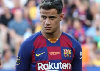 Coutinho goes on loan to Bayern Munich