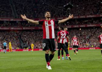 Aduriz: These kind of things make football so beautiful
