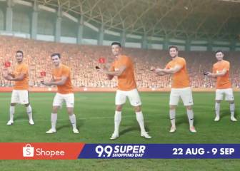 How much? Cristiano Ronaldo advert generates social media mirth