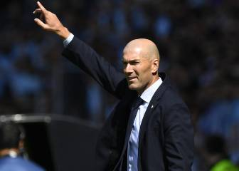 Zidane: Bale is staying