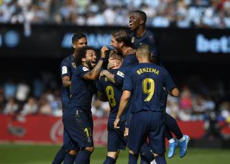 Barça behind Real Madrid for first time in 27 months
