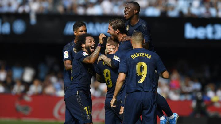 Real Madrid Barca Behind For First Time In  Months