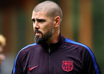 Víctor Valdés pulls his U19s out of Everton game over health concerns