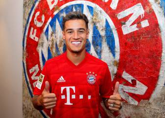 Barça break secret pact with Bayern over Coutinho deal