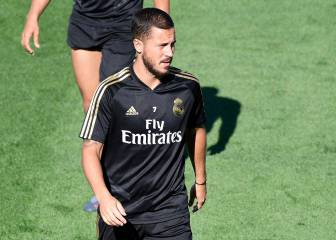 LaLiga debut date set for injured Hazard