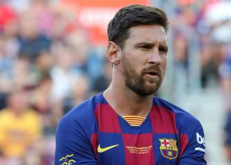 Messi absence raises more doubts over Betis return