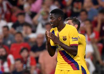 Barça fuming with Dembélé after latest act of indiscipline