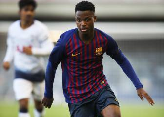 Valverde calls up 16-year-old La Masia starlet