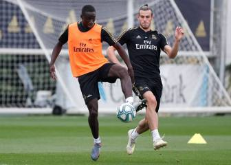 Mendy pushes to feature against Valladolid