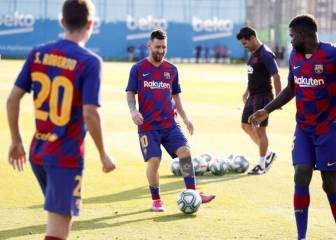 Messi likely to start on the bench against Betis