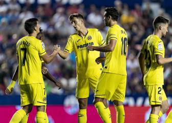 Dominio total del Villarreal