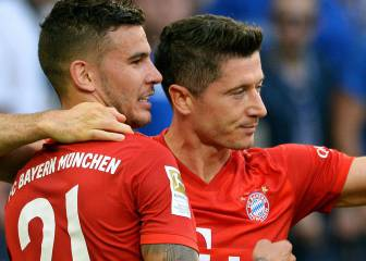 Lewandowski eclipsa a Coutinho en su debut