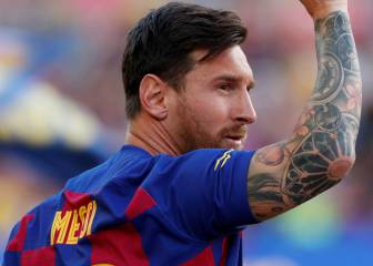 Messi not in squad for Betis match