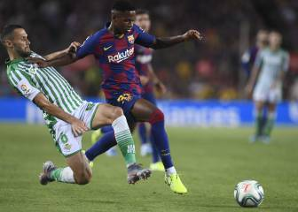 Ansu Fati, Barcelona's 2nd youngest debutant in LaLiga