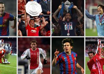12 most decorated footballers