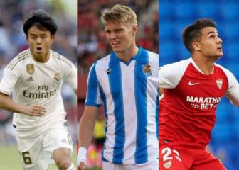 Real Madrid loanee cabinet excites for next season