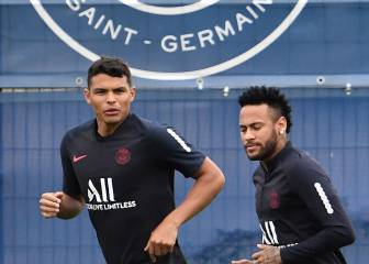 Thiago Silva asks Neymar to stay with PSG