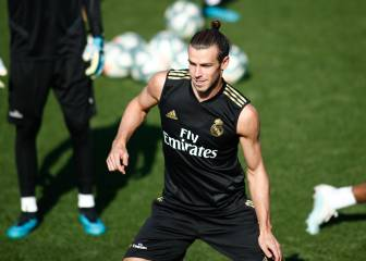 Bale trains alone as Real Madrid prepare for Villarreal