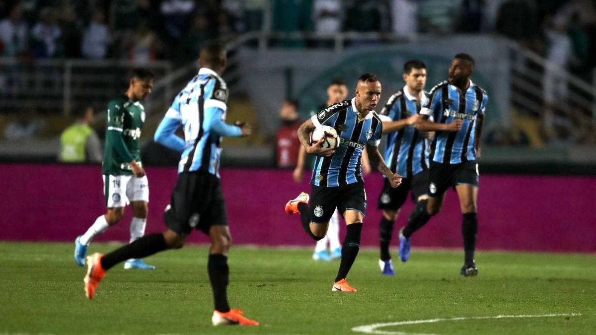 Al Final De La Palmera Calendario.Palmeiras 1 2 Gremio Goles Resumen Y Resultado As Com