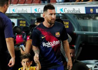 Messi still struggling with injury
