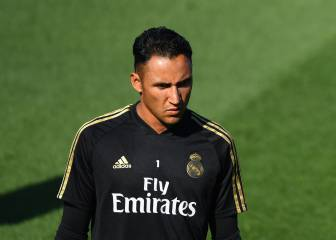 Keylor Navas: Madrid and PSG negotiate Areola swap deal