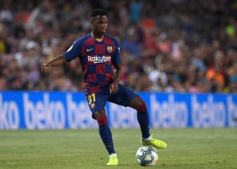 Spain want to fast-track Barça star Fati into World Cup squad