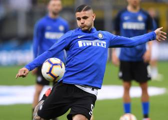 Atlético Madrid want Icardi loan after he rejects Monaco move