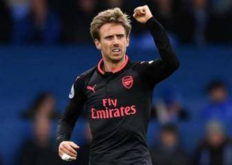 Arsenal's Nacho Monreal to join Real Sociedad