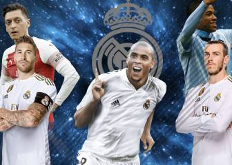 Real Madrid: experts in the deadline day