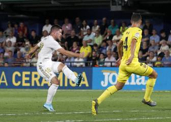 Benzema and Jovic: chemistry missing for Madrid strikers